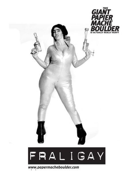 Fraligay Character Poster