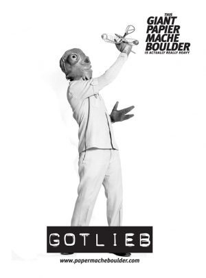Gotlieb Character Poster