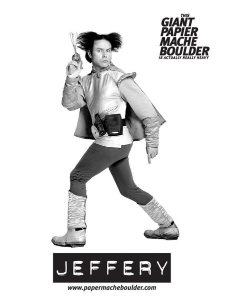 Jeffery Character Poster