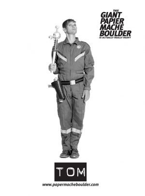 Character Poster Tom