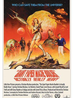 Retro Poster 3 Baberella