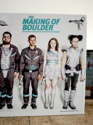 Book – The Making of Boulder